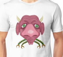 Big Nose - The Sad Monster Unisex T-Shirt