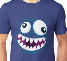 Monster Collection - Face 1 Unisex T-Shirt