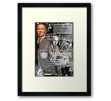 conan doyle Framed Print