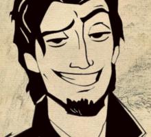 Flynn Rider: Wanted Poster Sticker