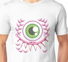 Monster Collection - Face 13 Unisex T-Shirt