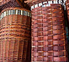 Woven Baskets by Putu Agung Wija Putera