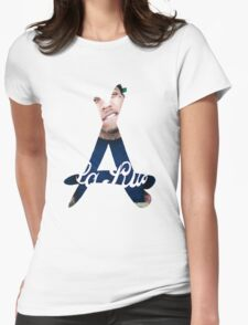 Kid Ink Alumni Logo Womens Fitted T-Shirt