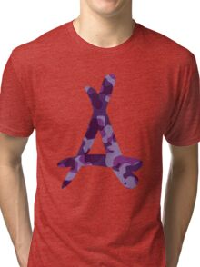 Kid Ink Alumni Logo  Tri-blend T-Shirt