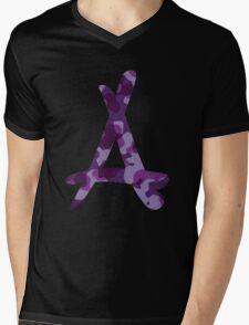 Kid Ink Alumni Logo  Mens V-Neck T-Shirt