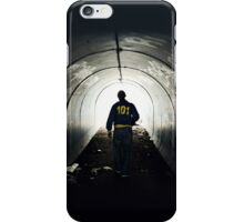 Vault Dweller by DangRabbit iPhone Case/Skin