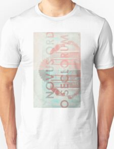 Novus Ordo Seclorum Unisex T-Shirt