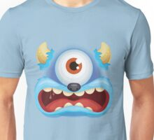 Monster Collection - Face 23 Unisex T-Shirt
