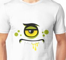 Monster Collection - Face 24 Unisex T-Shirt