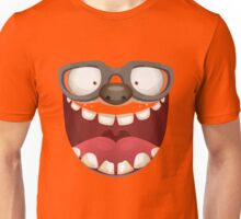 Monster Collection - Face 25 Unisex T-Shirt