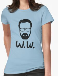 W.W. Whalter White Womens Fitted T-Shirt