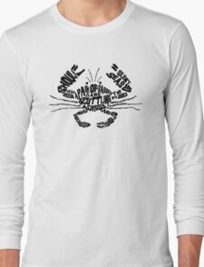 """""""The Love Song of J. Alfred Prufrock"""" Long Sleeve T-Shirt"""