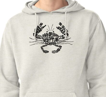 """The Love Song of J. Alfred Prufrock"" Pullover Hoodie"