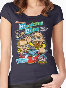 Breaking Bran Women's Fitted Scoop T-Shirt