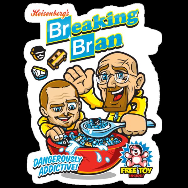 Breaking Bran by harebrained