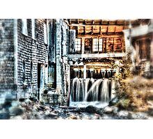Moulton Mill Photographic Print