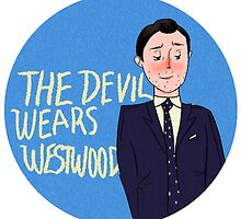 The Devil Wears Westwood by taryndraws