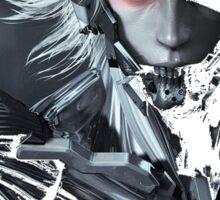 Metal Gear Raiden Sticker