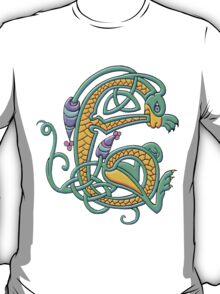 Celtic Illumination - Dragon Knot T-Shirt