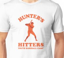 Hunter's Hitters (Orange Version) Unisex T-Shirt