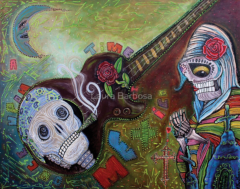 Once Upon A Time in Mexico by Laura Barbosa
