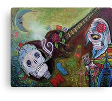 Once Upon A Time in Mexico Canvas Print
