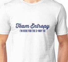 Team Entropy (Dark Text) Unisex T-Shirt