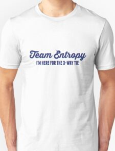 Team Entropy (Dark Text) T-Shirt