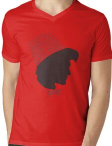 Fezzes are Cool Mens V-Neck T-Shirt