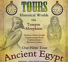 Time Travel Tours by Isenwolf