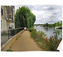 RIVERSIDE PROPERTY.  Poster