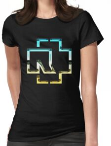 MADE IN GERMANY - california chrome Womens Fitted T-Shirt