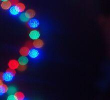 Christmas lights by intoxibellla