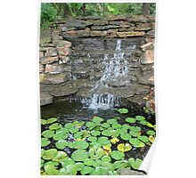 Water Feature Poster