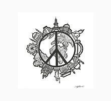 PEACE FOR THE WORLD Unisex T-Shirt