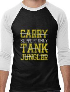 League Of Legends : Support Only shirt Men's Baseball ¾ T-Shirt