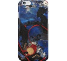 Witchy Sky by Suzanne Marie Leclair iPhone Case/Skin