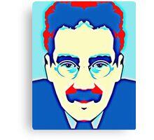 Groucho Marx Canvas Print