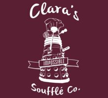 Clara's Impossible Soufflé Company (White) by Beanafred