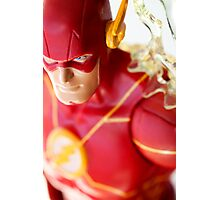 The fastest man alive Photographic Print