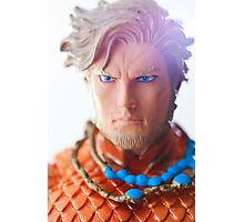 King of Atlantis  Photographic Print