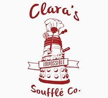 Clara's Impossible Soufflé Company (Red) T-Shirt