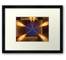 Focal Point by Elisabeth and Barry King™ Framed Print