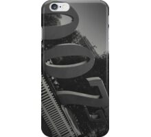 London 007 Sign iPhone Case/Skin