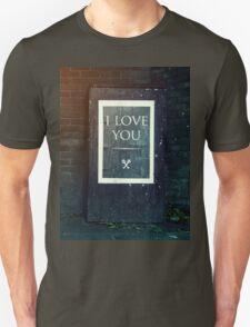 London ILY Sign T-Shirt