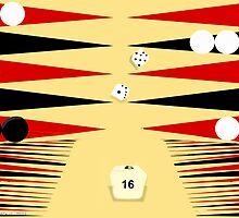 3D Backgammon by Nornberg77