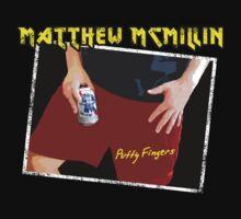 Puffy Fingers by Matthew McMillin