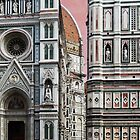 Il Duomo, Florence by Roz McQuillan