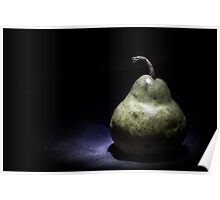One pear Poster