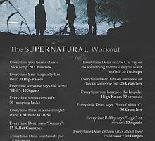 Supernatural Workout by Kyyla